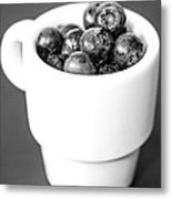 There Is Nothing Like A Good Cuppa Metal Print