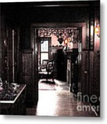 There She Is By Jrr Metal Print