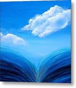 They Flowed Together Metal Print