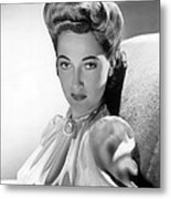They Got Me Covered, Dorothy Lamour Metal Print