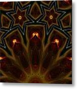 They Rise From The Deep Metal Print