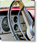 Third Generation Ford F350 3 Metal Print