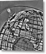 Third Of The World Metal Print