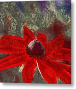 This Is Not Just Another Flower - Spr01 Metal Print