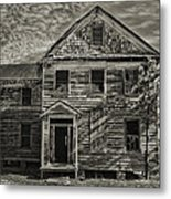 This Old House 3 Metal Print