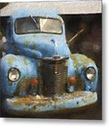 This Old Truck 13 Metal Print