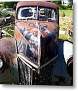 This Old Truck Metal Print
