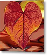 This One Is For Love Metal Print by Linda Sannuti