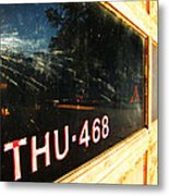 This Way Metal Print