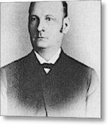 Thomas Coleman Younger (1844-1916) Metal Print