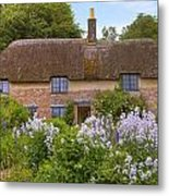 Thomas Hardy's Cottage Metal Print by Joana Kruse