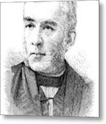 Thomas Wilkinson (1837-1914) Metal Print