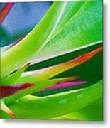 Thorn In Your Side Metal Print by Rebecca Flaig