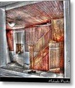 Thornton House 3 Metal Print