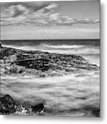 Thornwick Bay 3 Metal Print