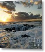 Thors Well Truly A Place Of Magic 4 Metal Print