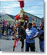 Thoth Parade Rider Metal Print