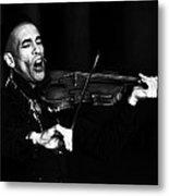 Thoth Y Violin Metal Print