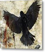 Thoughtless Falls Metal Print
