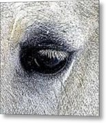 Thought's Metal Print