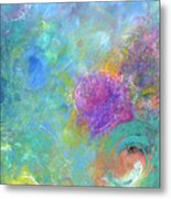 Thoughts Of Heaven Metal Print
