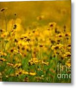 Thoughts Of Spring Metal Print