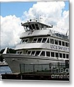 Thousand Islands Saint Lawrence Seaway Uncle Sam Boat Tours Metal Print