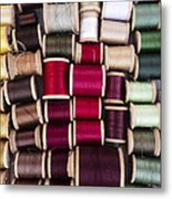 Threads I Metal Print