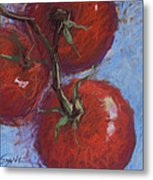 Three Is A Crowd Metal Print by Kelley Smith