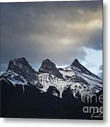 Three Sisters - Special Request Metal Print