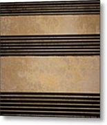 Three Steps Metal Print by Bob Orsillo