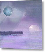 Through Gossamer Metal Print
