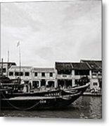 Thu Bon River Hoi An Metal Print