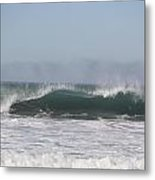 Thunder On The Water Metal Print