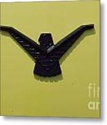 Thunderbird Emblem Metal Print