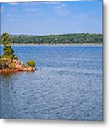 Thunderbird Lake Metal Print