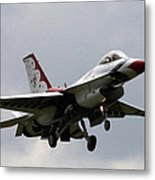 Thunderbirds Are Go Metal Print
