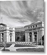 Thurgood Marshall Federal Judiciary Building Metal Print