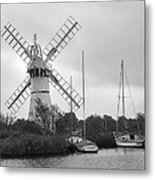 Thurne Windmill II Metal Print