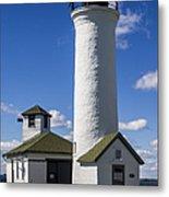 Tibbetts Point Lighthouse Metal Print