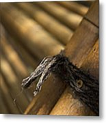 Tied Together Metal Print