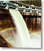 Tiger Creek Dam Metal Print