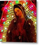 Tijuana Mary Metal Print