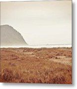 Tillamook Head Metal Print
