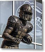 Tim Tebow Uf Heisman Winner Metal Print by Lynn Palmer
