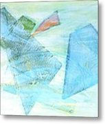 Time Flying By  Metal Print