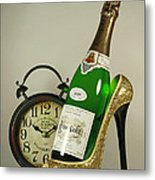 Time For A Night On The Town Metal Print