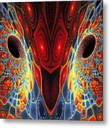 Time For Expression Metal Print