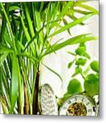 Time For Nature Metal Print