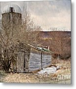 Time Gone By  Metal Print